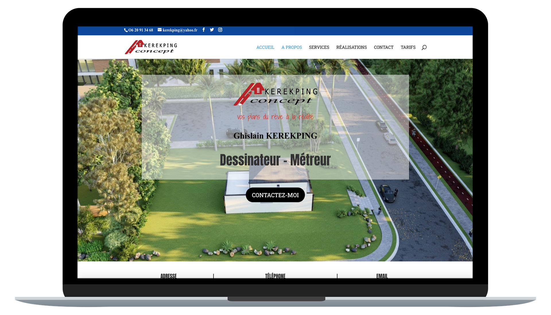 projet-3 web agency