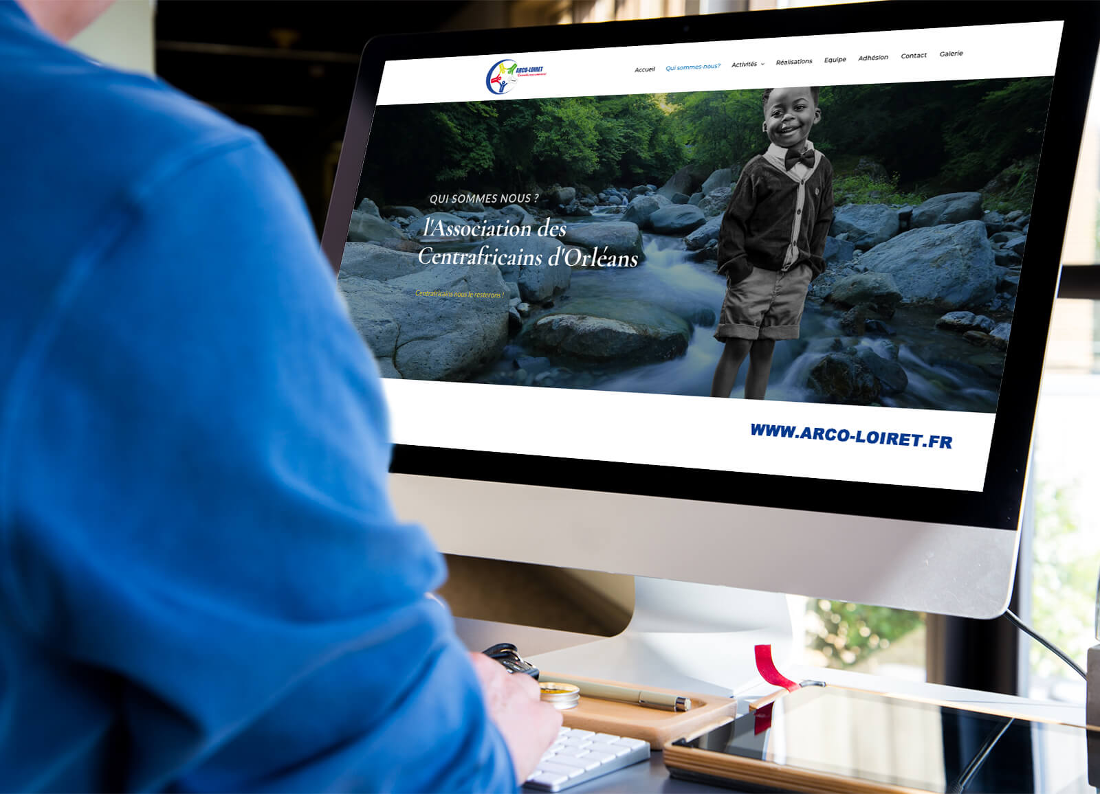 site associatif: ARCO-Loiret